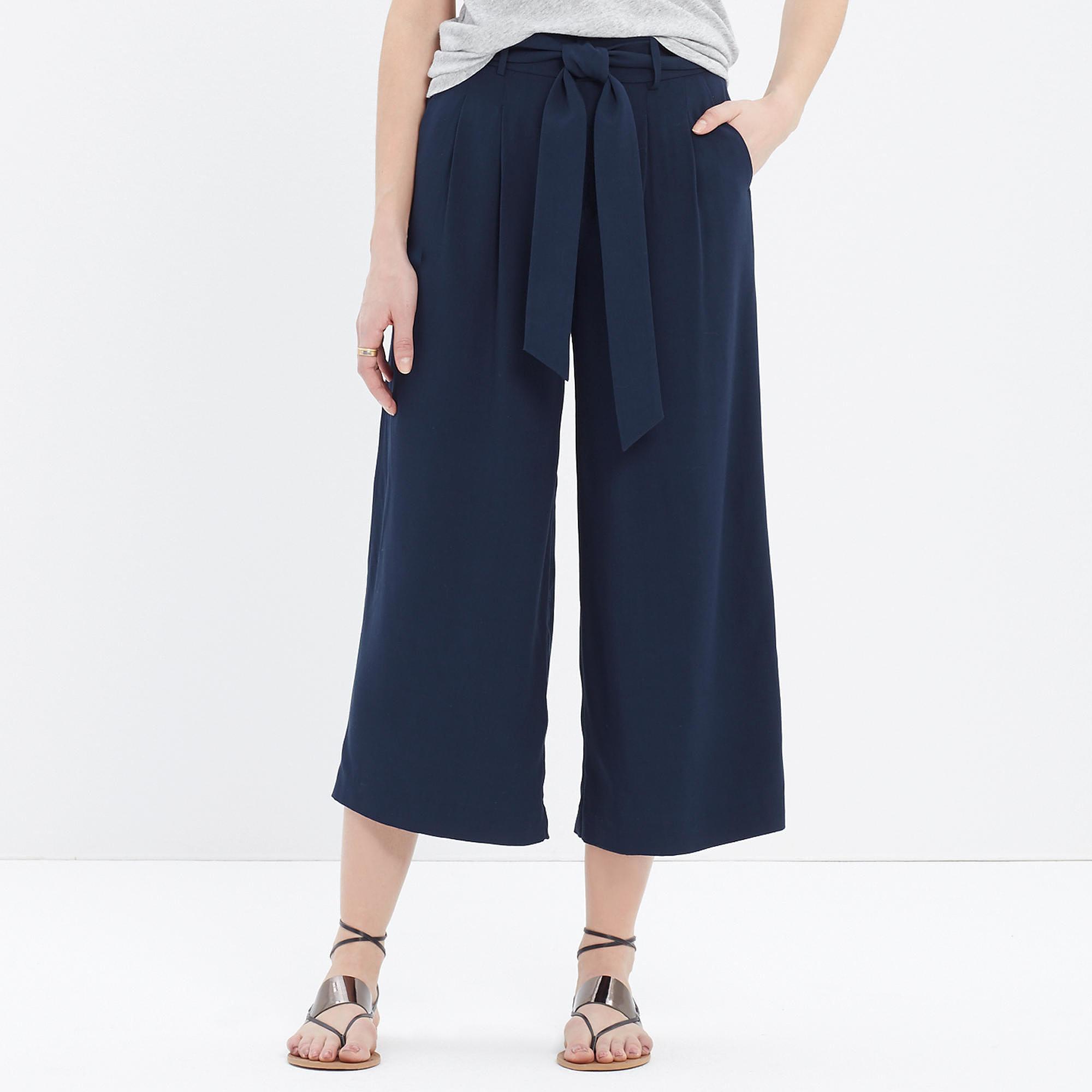 Madewell Minetta Trousers ($110)