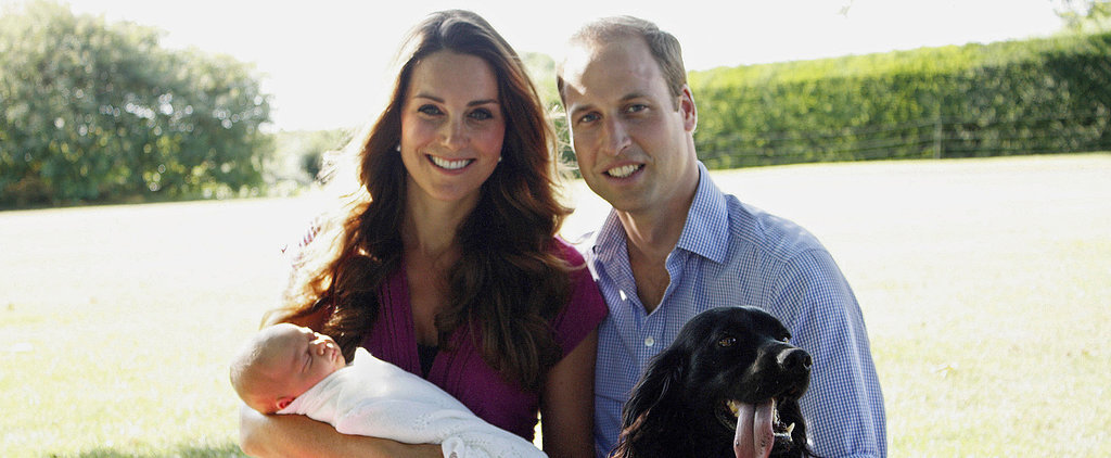 Here's What You Can Expect From Princess Charlotte's First Year