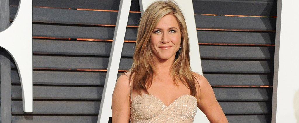 Jennifer Aniston Reveals She's Working on a New Cookbook
