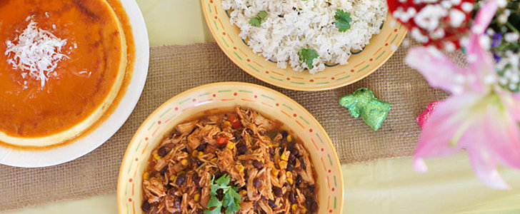 Crock-Pot Your Way to a Southwest Chili and Cilantro Lime Rice Dinner