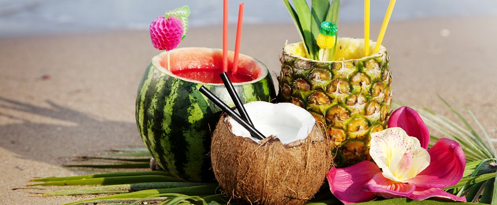 8 Cocktails You Can Drink Out of Fruits
