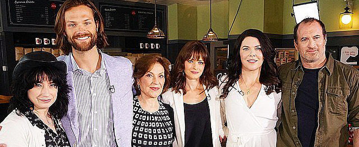 There Was a Giant Gilmore Girls Reunion! See All the Cute Pictures