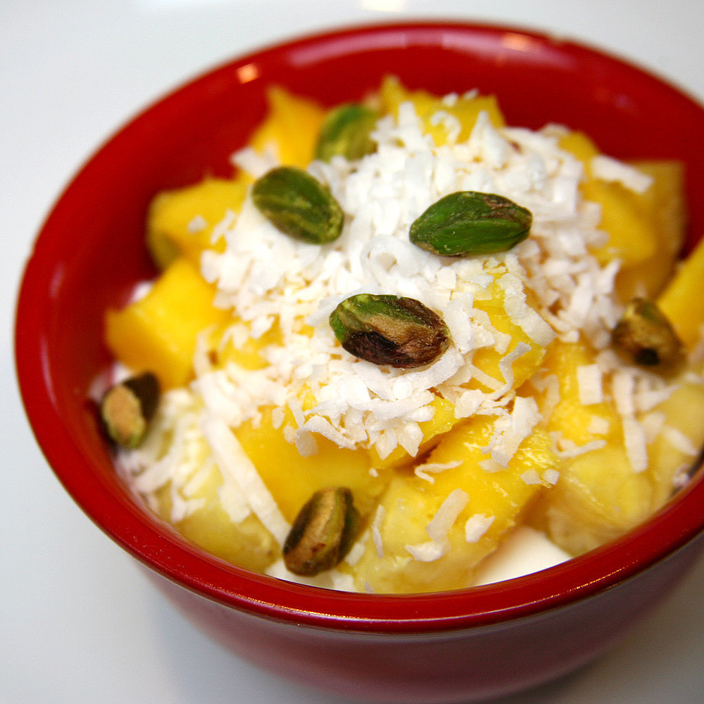 Greek Yogurt With Fruit