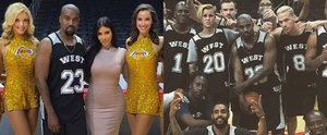 Kim Kardashian Gives Kanye West a Birthday Present Fit For a Baller