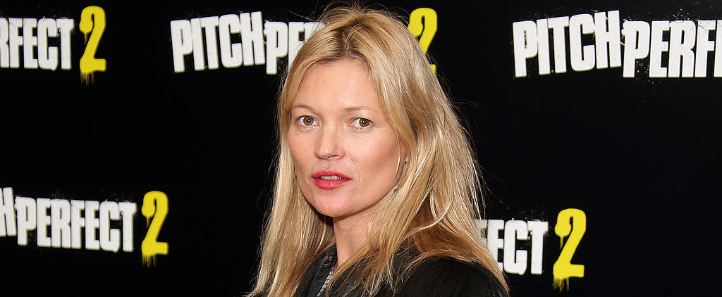 """Kate Moss Escorted Off a Plane After Calling the Pilot a """"Basic B*tch"""""""