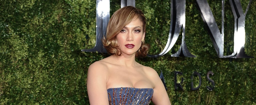 J Lo Ditched Her Skin-Baring Looks For a Princess Gown at the Tony Awards