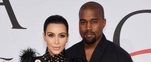 Kim Kardashian Tweets Up a Storm to Celebrate Kanye West's 38th Birthday
