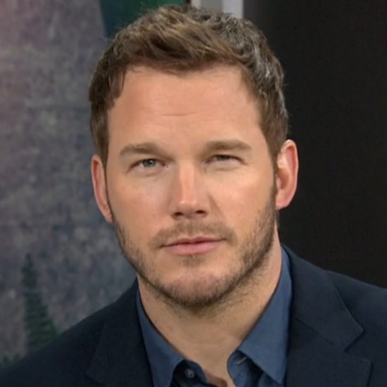 Chris Pratt Doesn't Want Anyone to Pinch Him, and the Reason Will Make You Smile