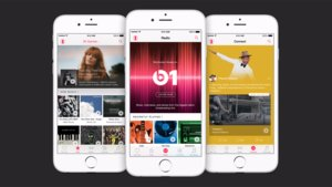 Apple's New Music-Streaming Service Is Finally Here