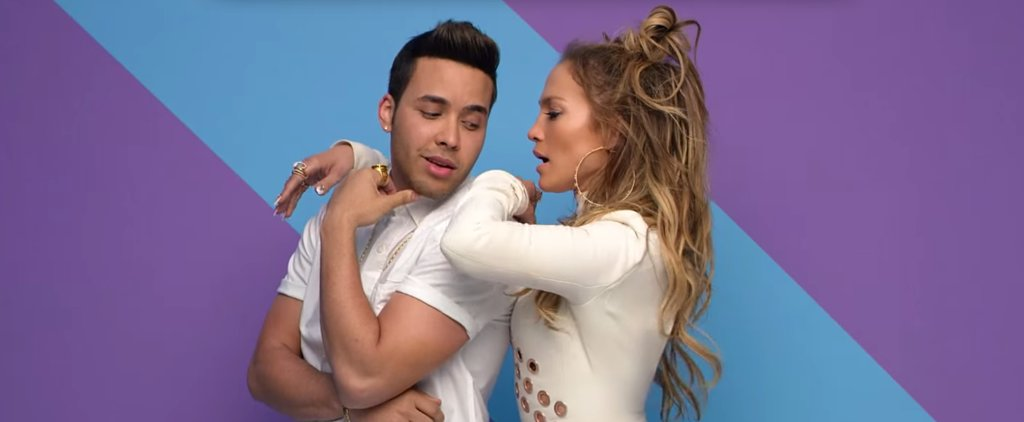 """Jennifer Lopez and Prince Royce Look Superhot in the Music Video For """"Back It Up"""""""