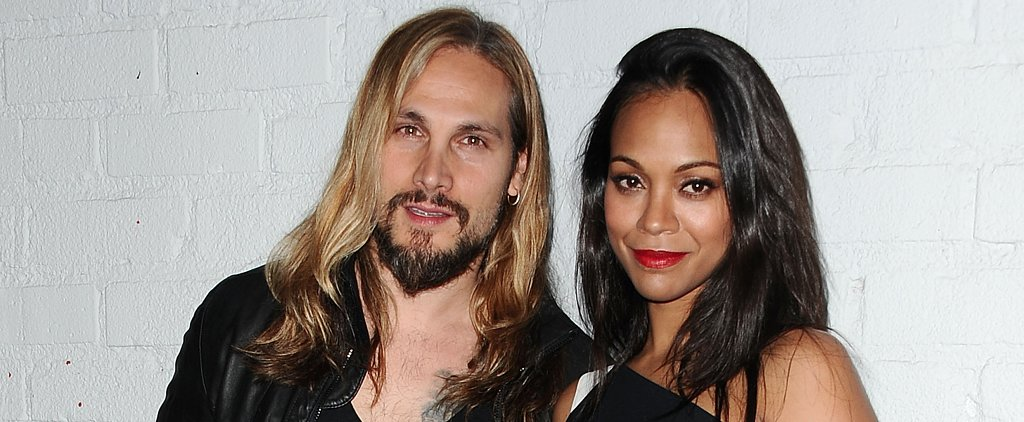 Zoe Saldana's Husband Takes Her Last Name