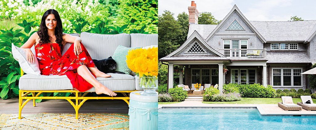 Inside Katie Lee's Bright and Colorful Southampton Home