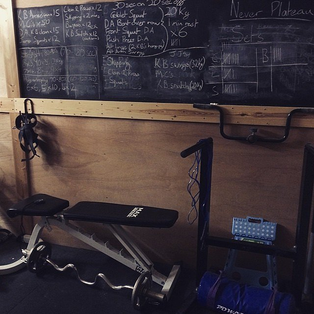 Home Gym In Shed: He Shed, She Shed — All The Things You Can Do