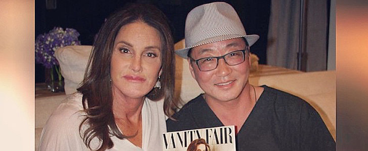 Caitlyn Jenner Celebrates Her Transition With the Man Who Helped Make It Possible