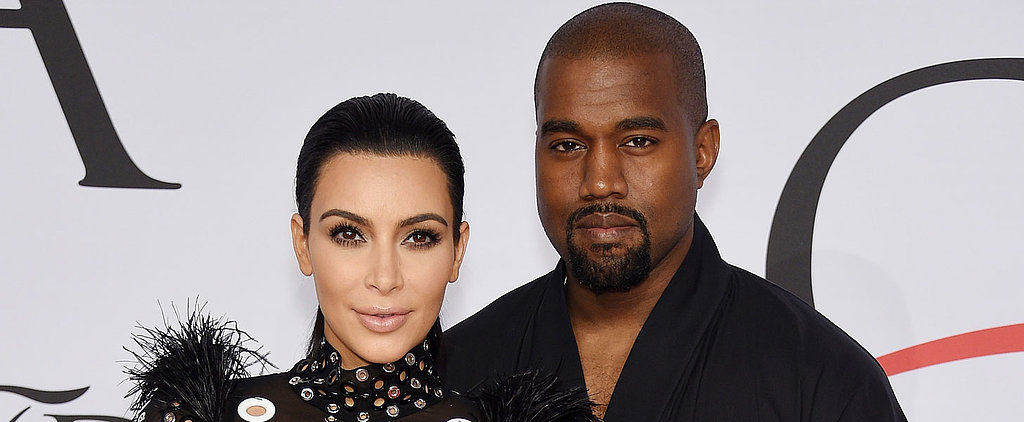 Kim Kardashian and Kanye West Are Reportedly Expecting a Baby Boy!