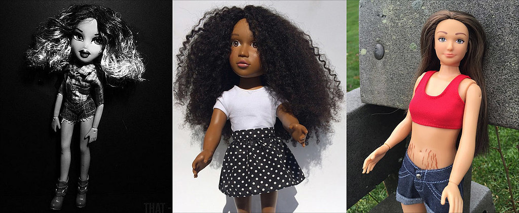 8 Dolls That Look Nothing Like Your Childhood Barbie