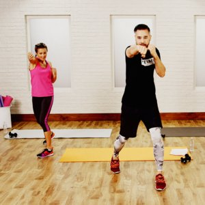 15-Minute At-Home Boxing Workout
