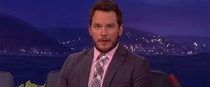 Chris Pratt Has 3 Facial Expressions in Jurassic World, and They're All Equally Hot