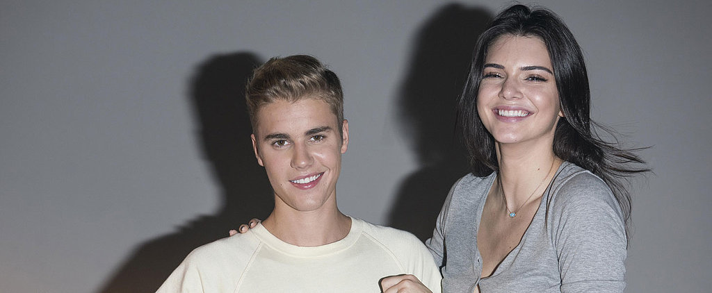 Justin Bieber Flashes His Abs While Walking the Red Carpet With Kendall Jenner