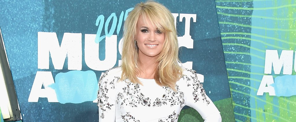 "Carrie Underwood: Why Motherhood Is ""Easier Than I Thought"""