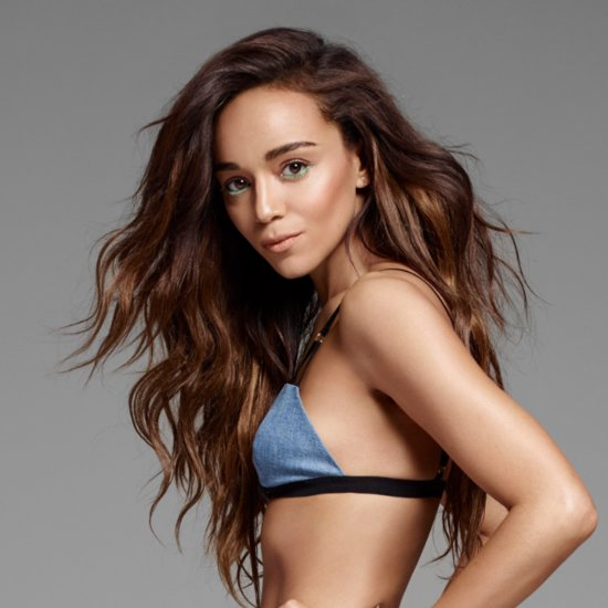 Ashley Madekwe's Reebok x FACE Stockholm Campaign