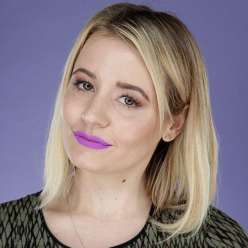 Purple Lipstick Tutorial Video