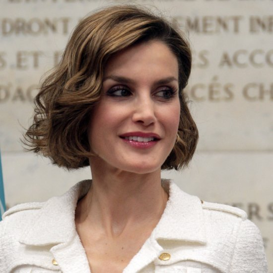 Cutting Her Hair Into a Bob Is the Best Thing Queen Letizia Has Done