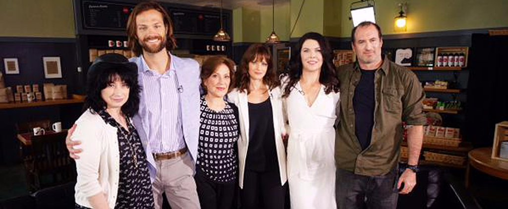 6 Things We Learned About Gilmore Girls From the Today Show Interview