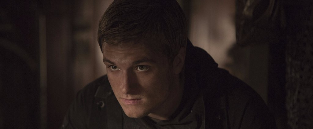 Mockingjay — Part 2 Pictures: Peeta Looks Back to Normal!