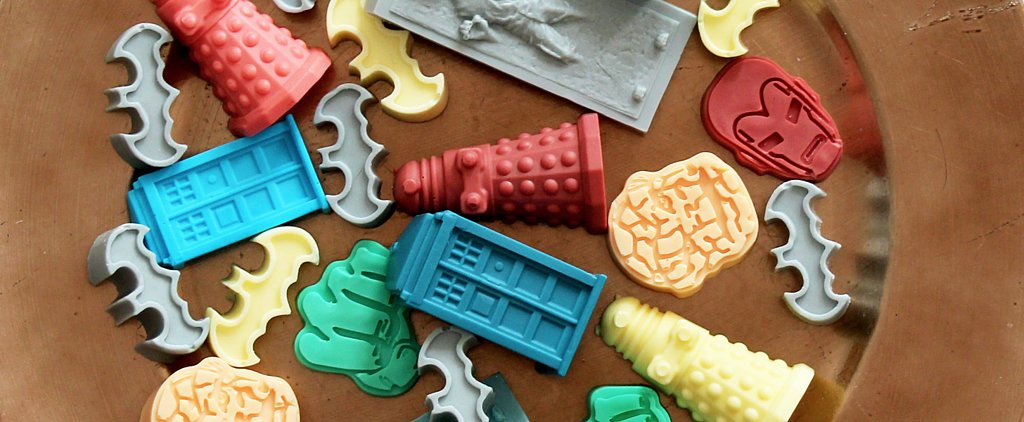 These Geeky DIY Soaps Are Downright Awesome