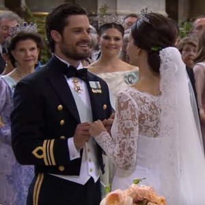 Prince Carl Philip Swedish Royal Wedding Video June 2015