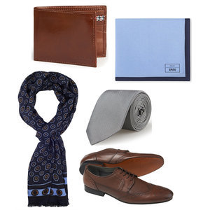 The Best Mens' Accessories From Moss Bros