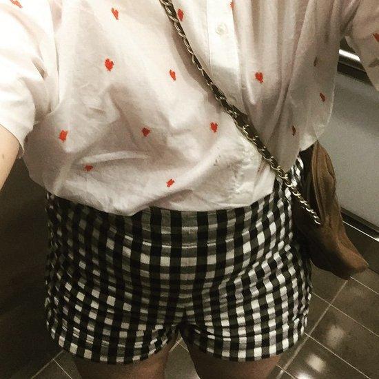 Lena Dunham Wearing Loft