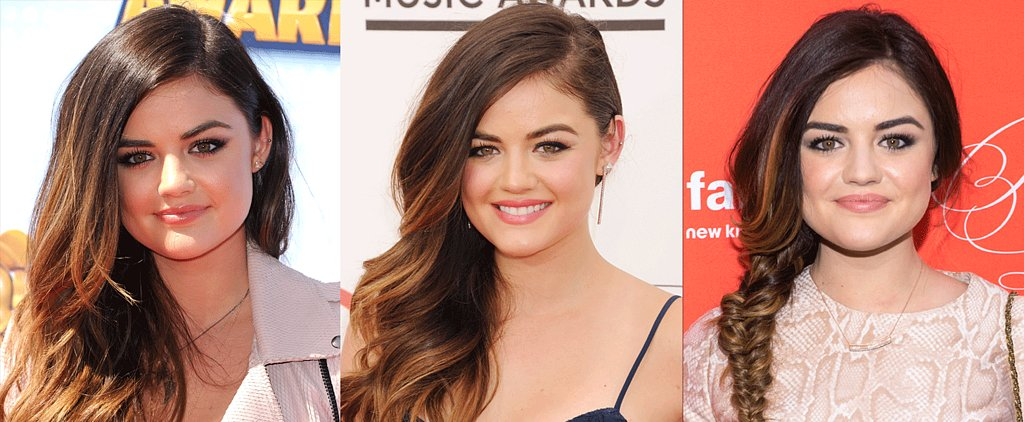 Here's Proof That Lucy Hale's Gorgeous Locks Kill It Every Time