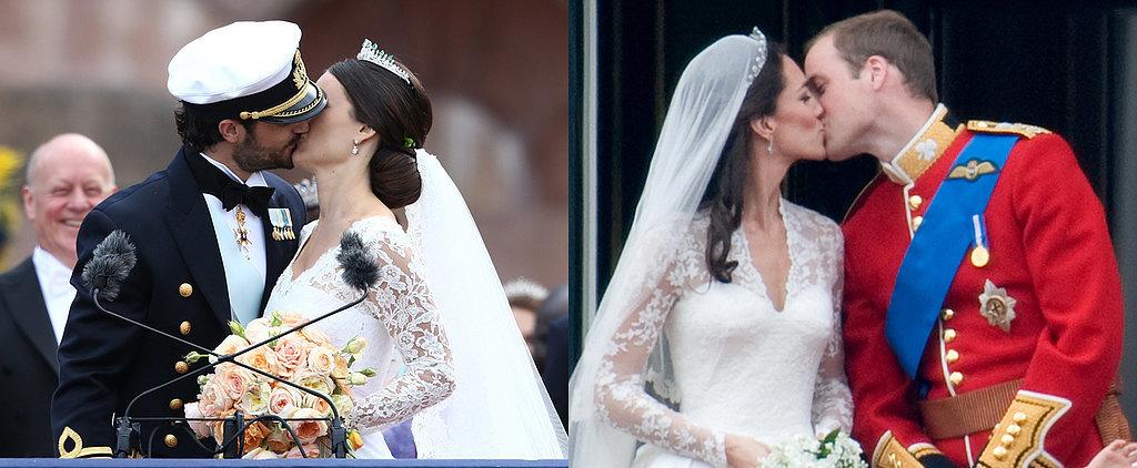 How Princess Sofia Stacks Up to Kate Middleton