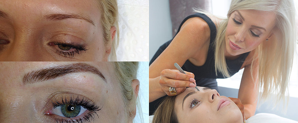 Have You Ever Thought About Getting Your Brows Tattooed?