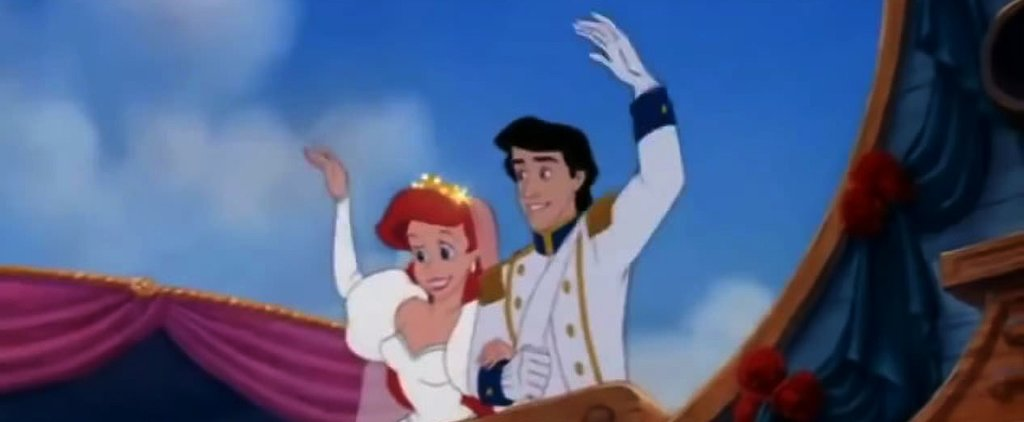 POPSUGAR Shout Out: The Best Disney Weddings of All Time