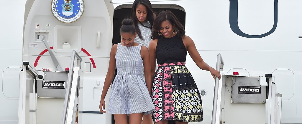 Michelle Obama Masters Fancy Daytime Dressing With 1 Perfect Outfit