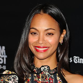 Zoe Saldana Fought For Child Care