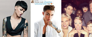 Going Global! Check Out Ruby Rose's Wild Week in Pictures