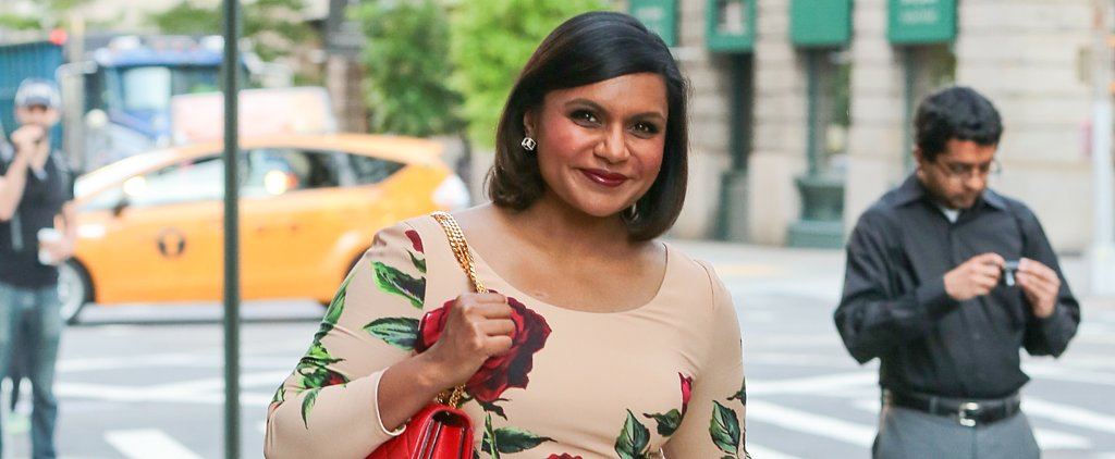 Mindy Kaling Says Sex Scenes Are Fun to Film