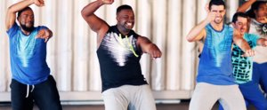 Watch What Happens When Real Men Take Zumba For the First Time