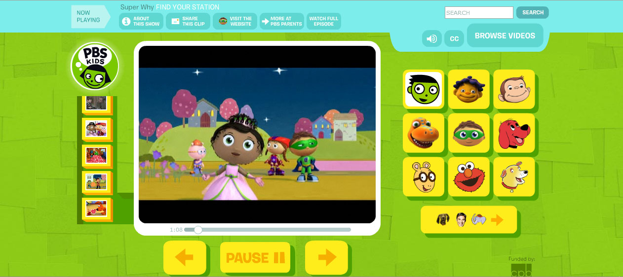 Kid Picks Art Game Online