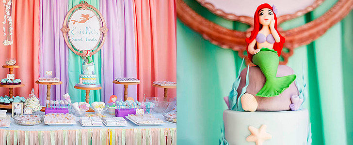 An Under-the-Sea Party For Your Little Mermaid