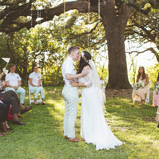 Toss These 9 Wedding Myths Out With the Bouquet
