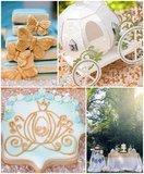 A Magical Cinderella Birthday Party Fit For a Princess