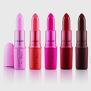 Giambattista Valli For MAC Lipsticks