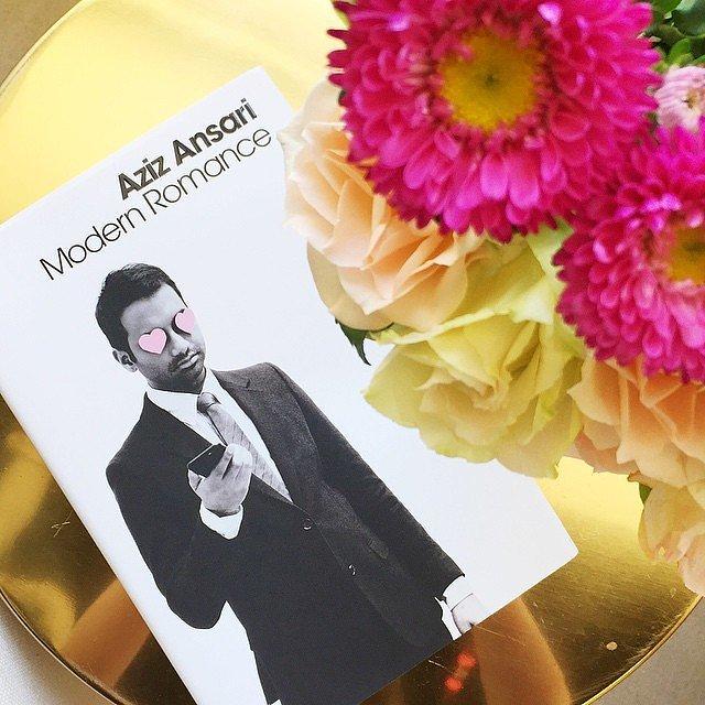 Can't wait to read Aziz Ansari's new book Modern Romance.