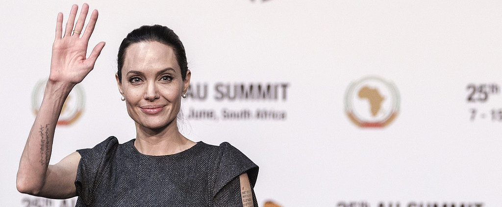 Angelina Jolie Continues Her Powerful Trip With Shiloh in Turkey