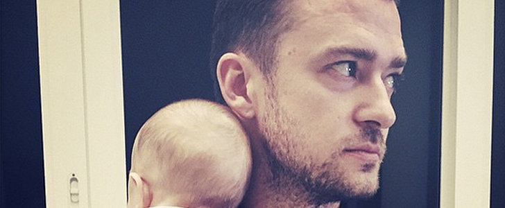 Justin Timberlake Shares the Most Adorable Snap of His Son on US Father's Day